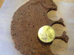 Les sablés chocolat noisette de Philippe Conticini