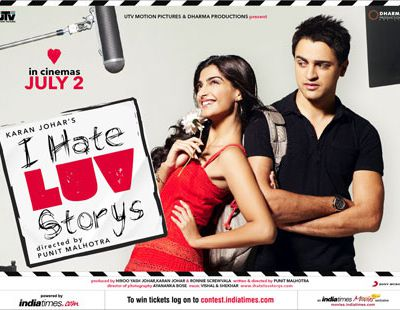 I hate Luv Storys (2010)