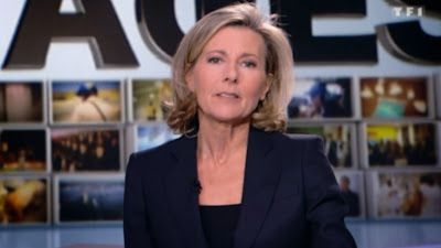 2013 03 23 - CLAIRE CHAZAL - TF1 - REPORTAGES @13H25