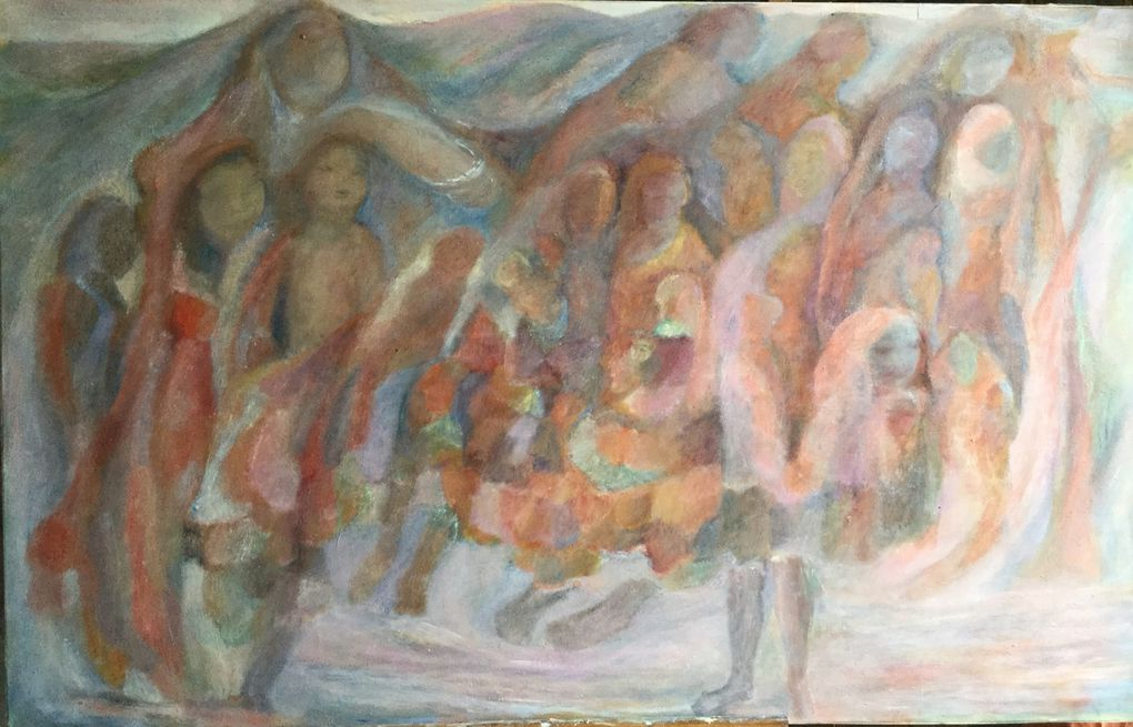 AARON, CORINNE ROUVEYRE, DOMINIQUE PREVOTS, FLORENCE LEMIEGRE, FRANCK WALKOFF,JULIETTE AGABRA, GENEVIEVE SCHARFF, JEAN-DANIEL BAUMANN, MOCAS, NEUVILLE, PHILIPPE ROY, SERGE GUARNIERI , SILVIA ROMEO , STEPHANE LENOUEL), SYLVIE DEMAY , VIVIANE BEAUFUME, GUSTAVO BOCAZ, CYAN, RAVI RANJAN, MARC RAYNER, ZINE ELABIDINE EL AMINE