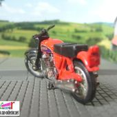 MB18-f. HONDARORA MOTO HONDA 750 FOUR MATCHBOX 1/35 - car-collector.net