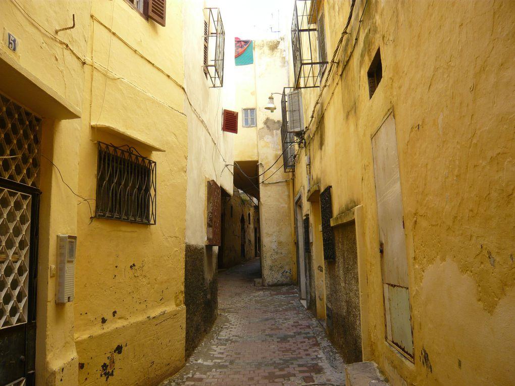Couleurs de la Médina de Tanger (1° série de 26 photos)
