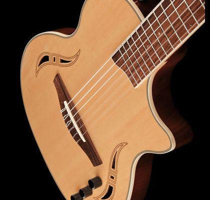 Test : guitare électro-acoustique Harley Benton Custom Line Nashville