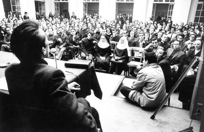 Les chrétiens aux avant-postes en mai 68