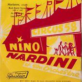 Nino Nardini, plus qu'un musicien de cirque, un innovateur musical - Le bloc-notes de cirk75
