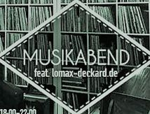 MUSIKABEND feat. Lomax-deckard.de 24.03.2018 ECHOES - (Nach-)Hall come on