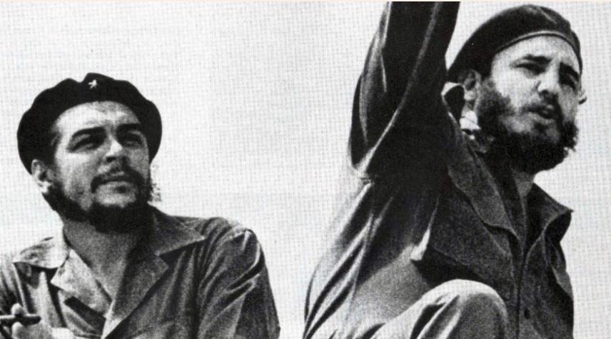 Fidel et la Révolution Cubaine