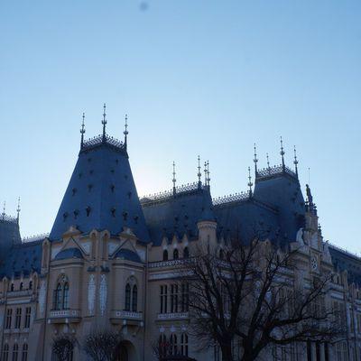 En Moldavie roumaine : Iasi et les Monastères