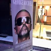 MAGNIFIQUE SOIREE POUR LA PROJECTION PRIVEE DE * GEORGE MICHAEL : FREEDOM * - GEORGE MICHAEL NEWS