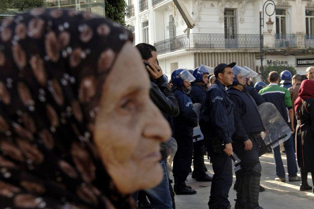 Imágenes mujer argelina.- El Muni.
