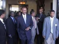 Paul Kagame réunit sa garde rapprochée