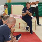 """Gymnastique (Equipe de France masculine). Vitaly Marinitch (nouvel entraîneur national) : """"La France a beaucoup de potentiel"""""""