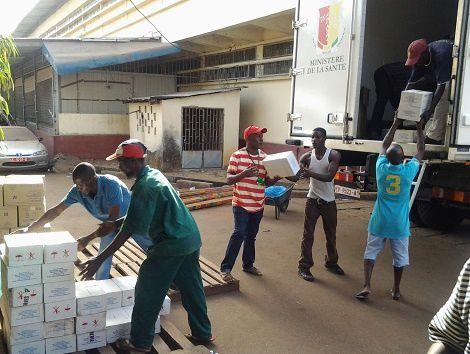 Guinée : Les voleurs se servent d'Ebola pour commettre leurs méfaits