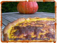 Index : Les tartes salées, les quiches et les pizzas