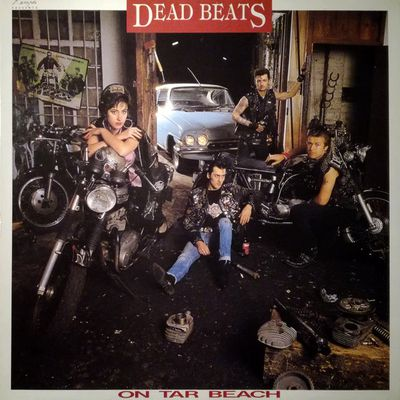 Dead Beats - On tar beach - 1985