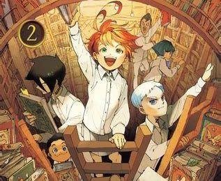 The promised Neverland - Tome 2 : Sous contrôle