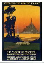LA FRANCE TOURISTIQUE PAR LES AFFICHES ANCIENNES (1)...