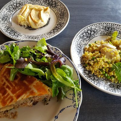 La Cantine Populaire (Clichy) : bien-manger au menu