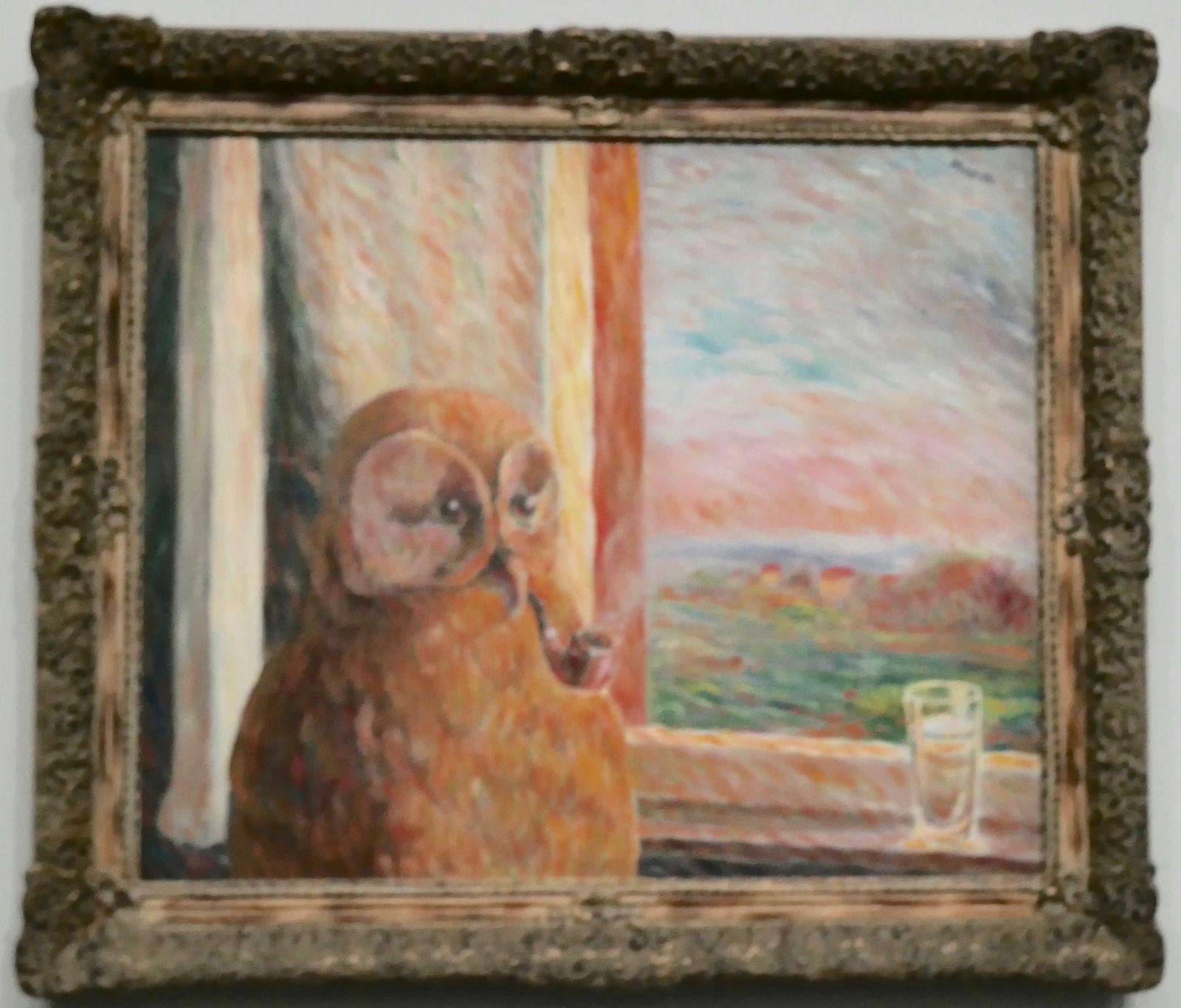 Expo Magritte/Renoir au musée de l'Orangerie 2021