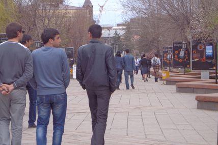 Gyumri, le 21 avril - 2e partie