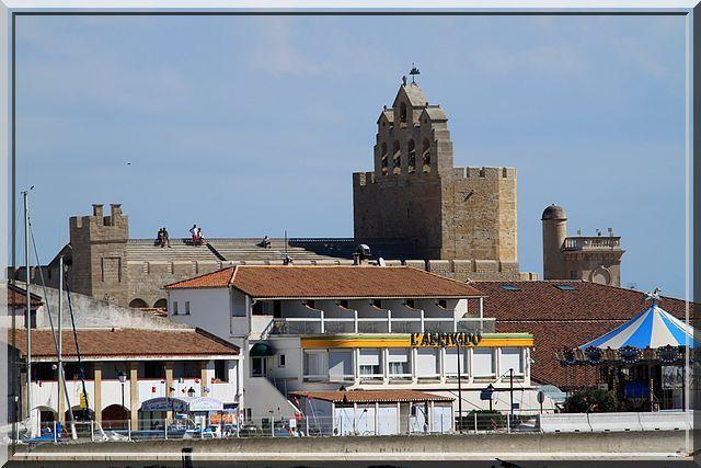 Diaporama église fortifiée des Saintes Maries de la Mer
