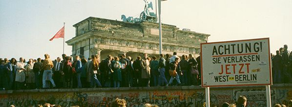 30th Anniversary of the fall of the Wall: The Route of Revolution