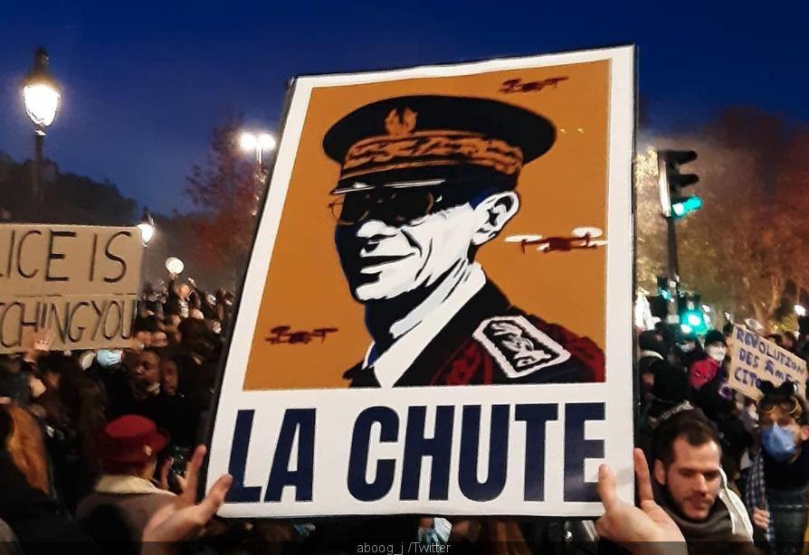 «Sale temps pour Didier LALLEMENT, «le préfet éborgneur», au Conseil de Paris» par Amadou Bal BA - http://baamadou.over-blog.fr/