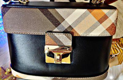 Mon sac Tomeva Paris, le cadeau idéal à glisser sous le sapin !
