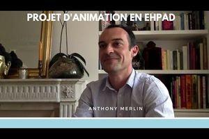 """""""Projet d'animation en Ehpad : un livre... et une vidéo !"""