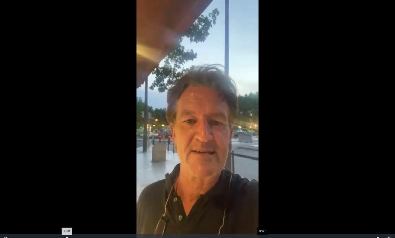 Richard Boutry : panique à l'Elysée