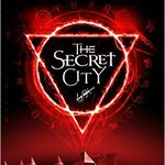 The secret city de C.J Daugherty et Carina Rozenfeld