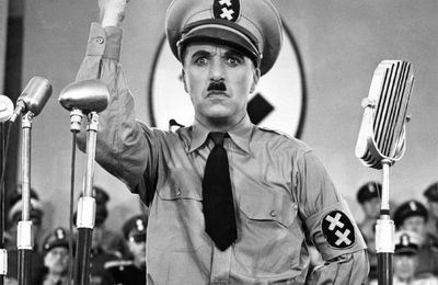 Le Dictateur (The Great Dictator), de Charles Chaplin (1940)