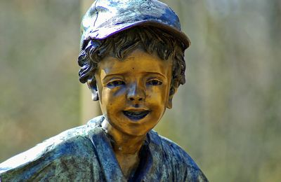 Bronze Children Statues - Include Charm to Your Child's Space