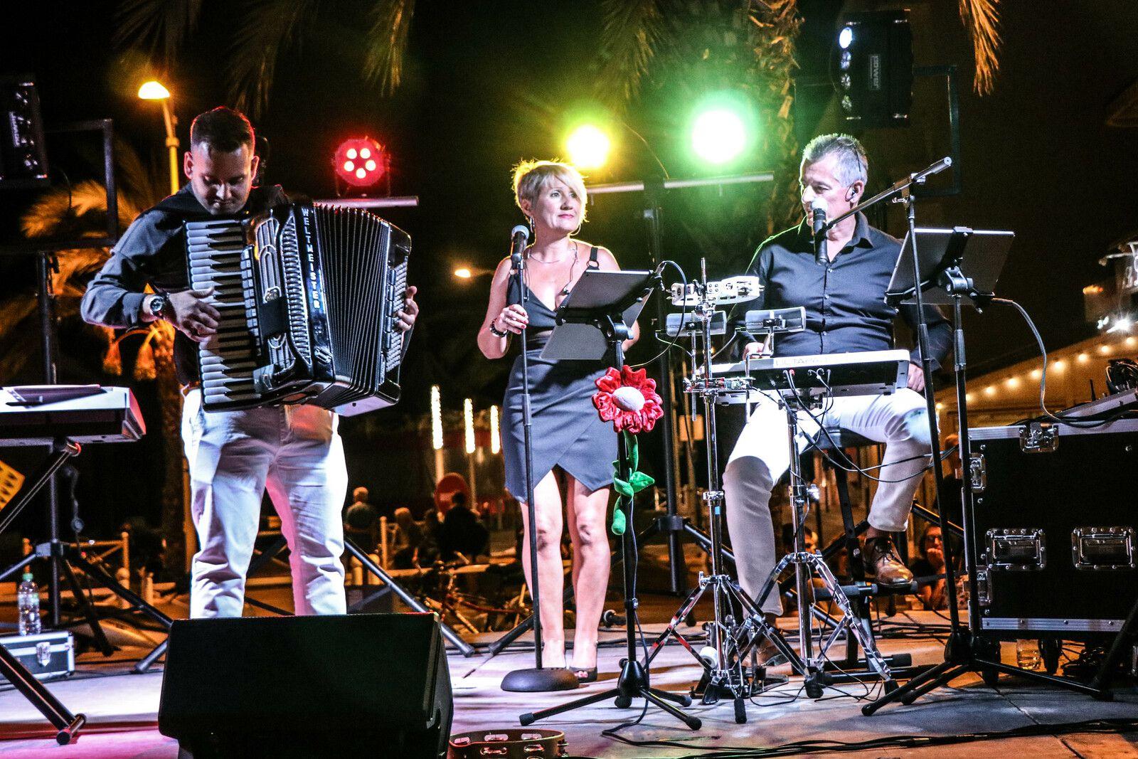 Orchestre pour anniversaire Aude
