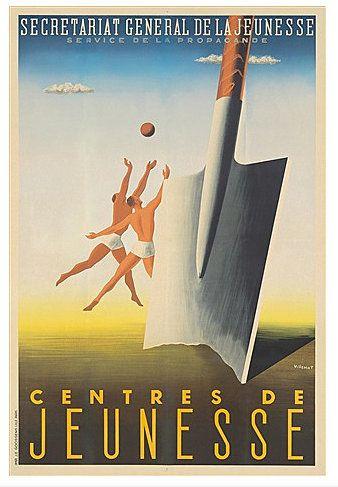 PUBLICITES :  LES  GRANDS  NOMS  DE  L'AFFICHE...   Bernard  VILLEMOT.     (PARTIE 1)