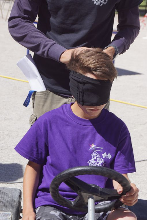 La Course de Karting pour les 4èmes