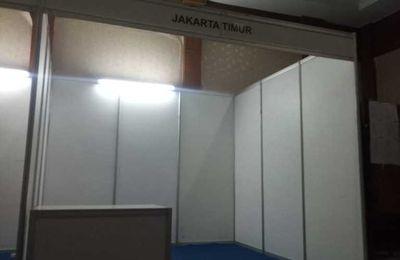 Sewa Booth R8 Kebon Jeruk, Jakarta Barat