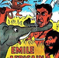 Emile l'Africain de Robert Vernay