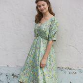 Patron de couture gratuit : la robe Romina - FR - La Maison Victor