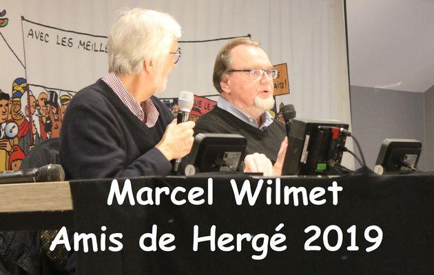 Marcel Wilmet aux ADH 2019