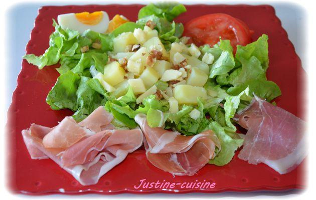 Salade composée de l'Eté