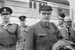 John T. Downey Dies at 84; Held Captive in China for 20 Years
