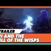 Ori And The Will Of The Wisps - E3 2017 Official Reveal Trailer | Microsoft Press Conference