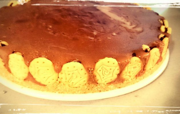 Tarta doble chocolate