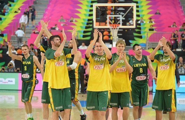 CM: La Lituanie souffre mais accède aux quarts