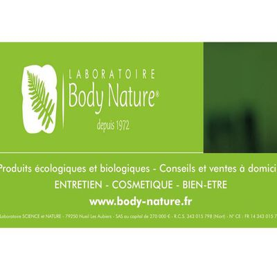 Body Nature Florence Bardon