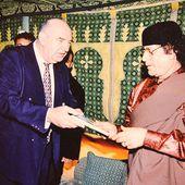 Qui est cet individu qui faisait frémir Mouammar Kadhafi ? - MOINS de BIENS PLUS de LIENS