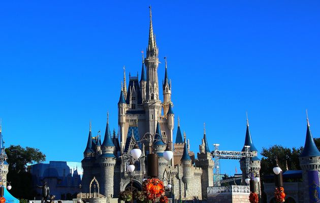 Magic Kingdom : le château de Cendrillon et ses spectacles