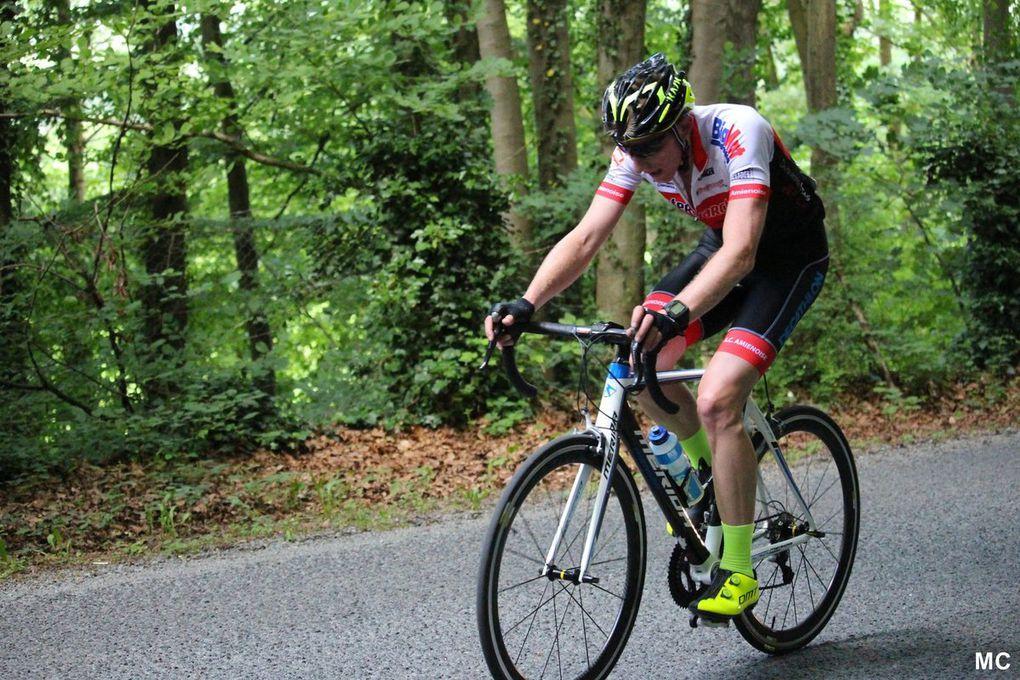 Championnat Cyclosport Ufolep Somme à Erondelle
