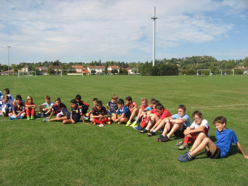 Association sportive activité football